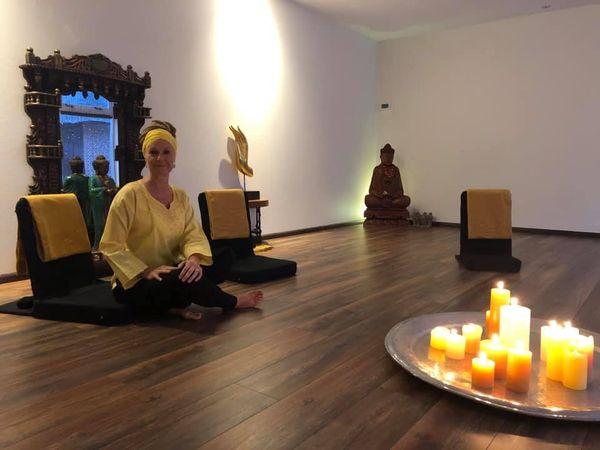 Chakra training